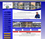 Minnesota Valley Technology Inc., website design for City of Granite Falls.  We also specialize in network support for small to medium size businesses.  Branch office connectivity with secure VPN technologies, content filtering to help reduce unwanted employee websurfing on company time, remote managment options, backup solutions, and more... so please call our office to make an appointment.